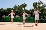 Fuerteventura - Aldiana, Tennistraining
