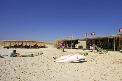 Limnos - Surf Club Keros, Windsurf Center