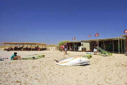 Limnos - Surf Club Keros, Windsurf Center