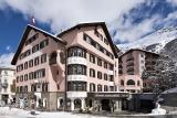 Pontresina - Hotel Rosatsch