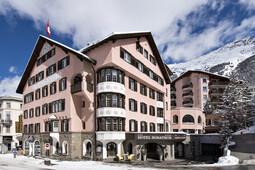 Hotel Rosatsch, Pontresina