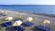 Rhodos Trianda - Calimera Sunshine, Strand