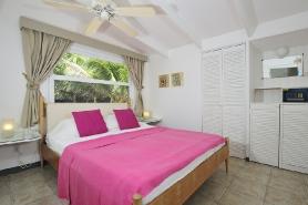Bonaire - Sorobon Beach Resort, Schlafbereich