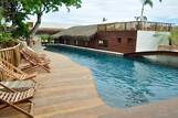 Jericoacoara - Hurricane Center, Poolbereich