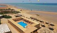 El Gouna -  Kiteboarding-Club, Station mit Pool