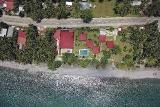 Leyte - Pintuyan Resort,  Aerial View