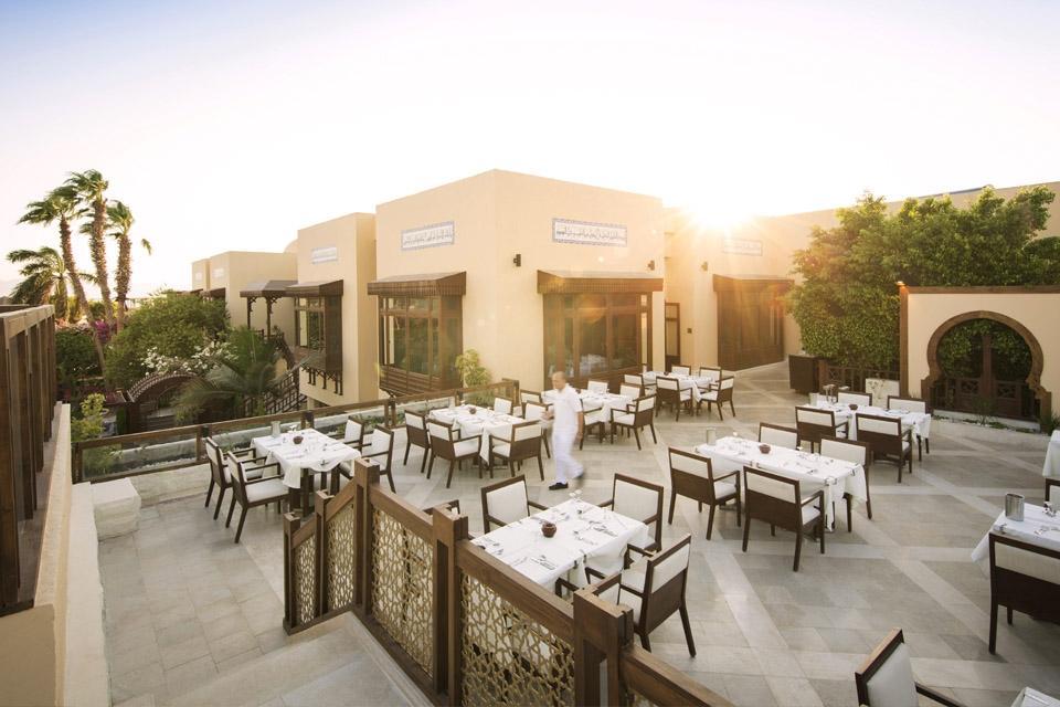 Soma Bay - ROBINSON Club, Restaurant Außenterrasse