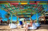 Abu Soma, Caribbean World, Cocoloco Bar Beach