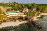 Zanzibar - Sunshine Marine Lodge mit Strand