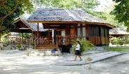 Gangga Island Resort, Bungalow