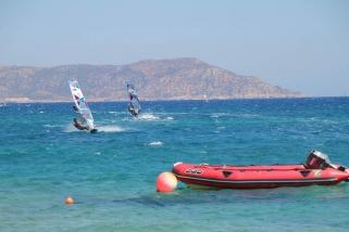 Karpathos - Club Mistral Gun Bay Surfaction2