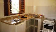 Gostoso - Vila Caju, Küche