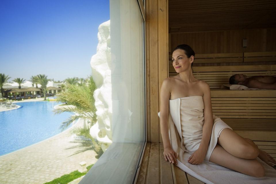 Djerba - ROBINSON Club Djerba Bahiya, Sauna