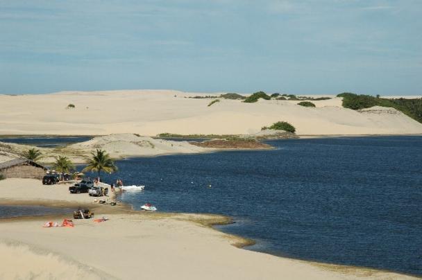 Uruau Pro Kite Brasil Süßwassersee 2010 (2)