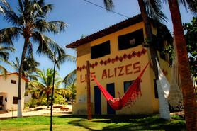 Icaraizinho - Les Alizes, Garten