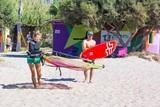 Kos Marmari - Marmari Windsurfing, ready to go