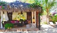 Jericoacoara - Vento de Jeri, Garten zum Entspannen