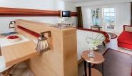 El Gouna - Hotel Mövenpick Zimmer