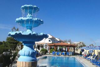 Rhodos Theologos - Nirvana Beach, Pool mit Brunnen