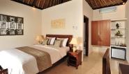 Bali - Kubu Indah Resort, Zimmerbeispiel innen