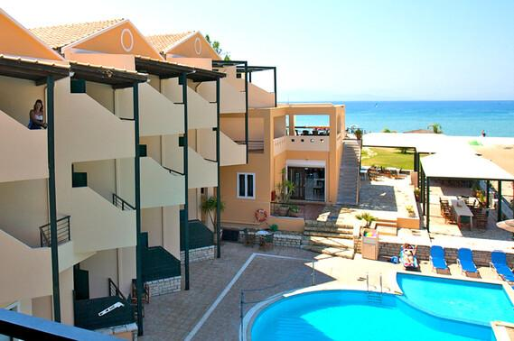 Lefkada - Club Vass Hotel, Pool