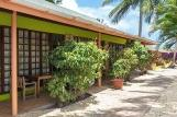 Tobago - Shepherd`s Inn, Pasture Rooms Aussenansicht