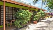 Tobago - Shepherd`s Inn, Pasture Rooms Aussenansicht