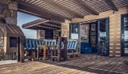 Limnos - Keros Blue, großzügige Terrasse Deluxe Villa