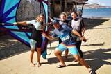 Naxos - Flisvos Lagunen Center, Team