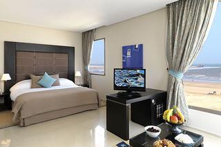 Essaouira - Hotel Atlas Essaouira & Spa, Zimmerbeispiel