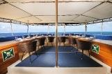 Palau SY Siren Dining