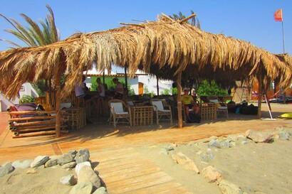 El Naaba - ProCenter Tommy Friedl, Foilkitecamp, Bar