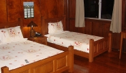 Palau - Rose Garden Resort, Zimmerbeispiel