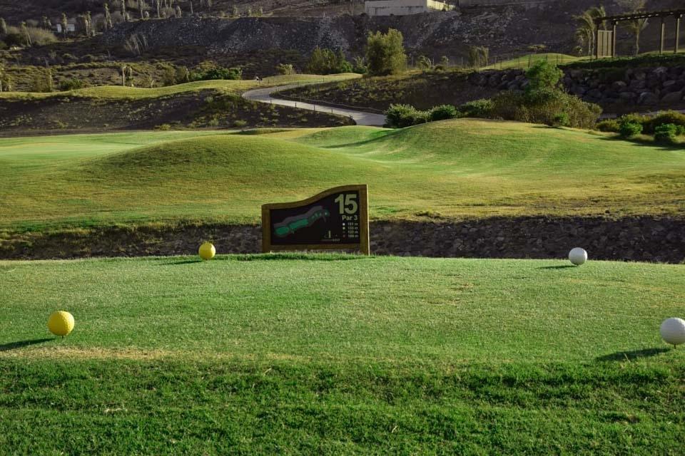 Fuerteventura - Jandia Golf, Par3