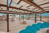 Safaga - Shams Lodge, Beachbar Dachterrasse