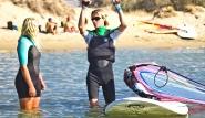Naxos Flisvos Sportclub, Aloha Surf Camp, Schulung