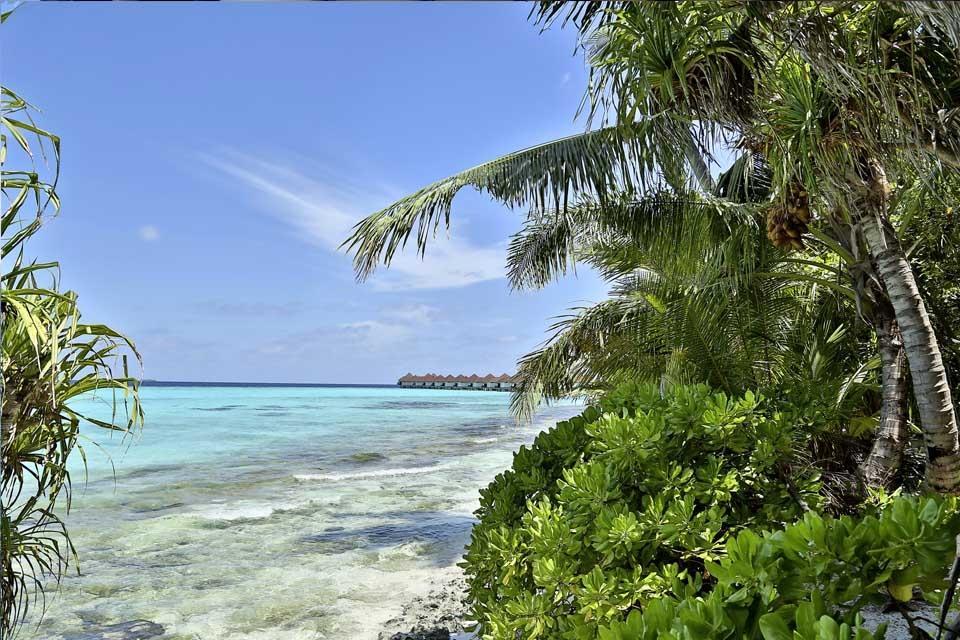 Malediven - ROBINSON Club Maldives, Natur