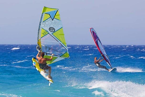 Rhodos Trianda - Pro Center Blue Horizon, Surfaction2