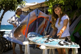 Naxos - Flisvos Premium Surf&Bike Center