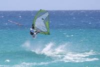 Fuerteventura - Windsurfen und Kiten am Surfspot von Rene Egli - Sotavento Beach mit Sun and Fun Sportreisen - Team Nord - Fotos von Alexander Gley