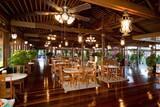 Mabul Water Bungalows, Restaurant