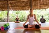 Zanzibar - Sunshine Marine Lodge, Yoga