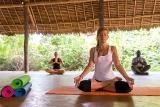 Zanzibar - Sunshine Marine Lodge, Yoga