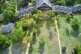 Mafia Island Lodge, Aerial View