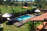 Sao Miguel do Gostoso - Vila Emanuelle, Blick kleiner Pool