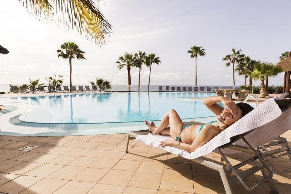 Fuerteventura - ROBINSON Club Esquinzo Playa, Wellfit Spa Pool