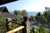 Mindoro - Coco Beach, Meerblick