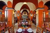 El Gouna, Ali Pasha, Tandoor Indian Restaurant innen