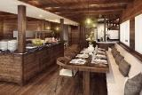 Indonesien - Emperor Harmoni, Restaurant