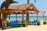Abu Soma - Sentido Palm Royale, Strandbar